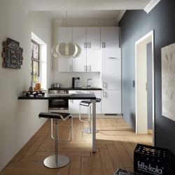 lange schmale Küche