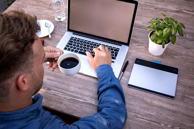 Home Office Ideen - alles griffbereit haben