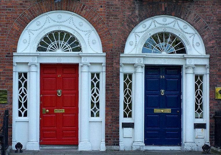 Haustüren sind entscheidend für die Gebäudesicherheit