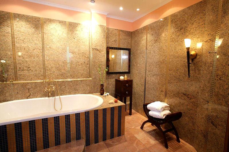 Das Bad soll heutzutage wohnlich und von warmer Stimmung sein.