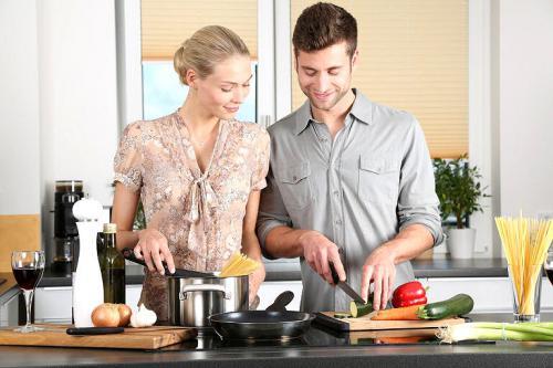 Haben Sie sich mal gefragt ob das Schneiden von Gemüse Einfluss auf den Geschmack hat?