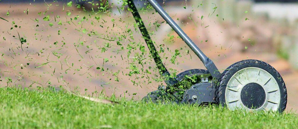 Den Rasen richtig mähen ist oft eine Wissenschaft für sich.